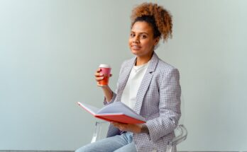 a psychologist smiling